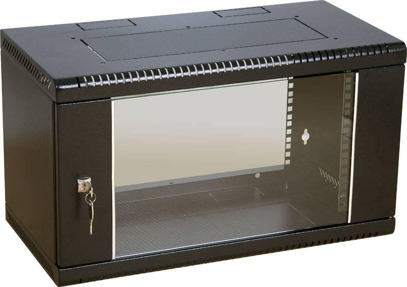 Настенный телекоммуникационный шкаф