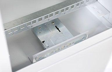 Шкаф телекоммуникационный настенный антивандальный пенального типа