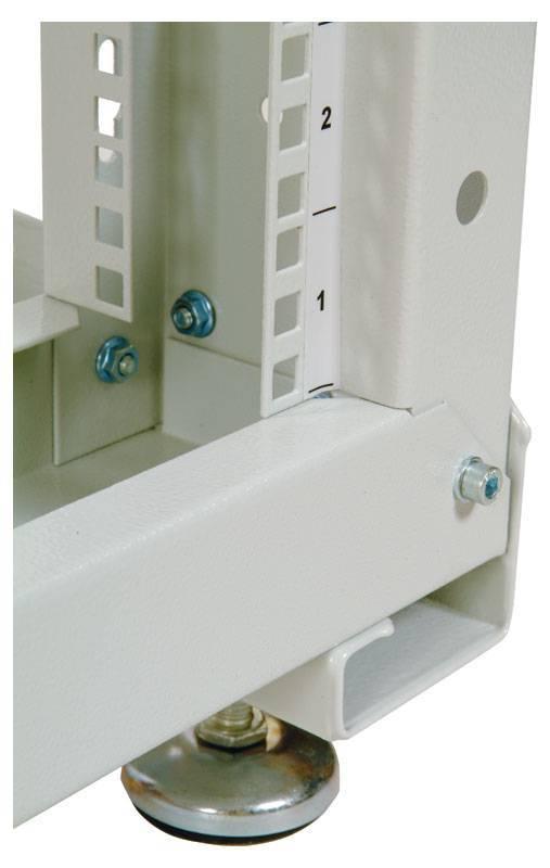 Стойка 19 телекоммуникационная серверная ЦМО СТК-47.2