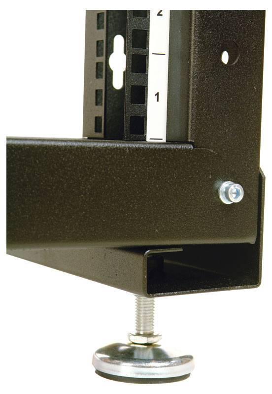 Стойка 19 телекоммуникационная серверная ЦМО СТК-33.2-9005