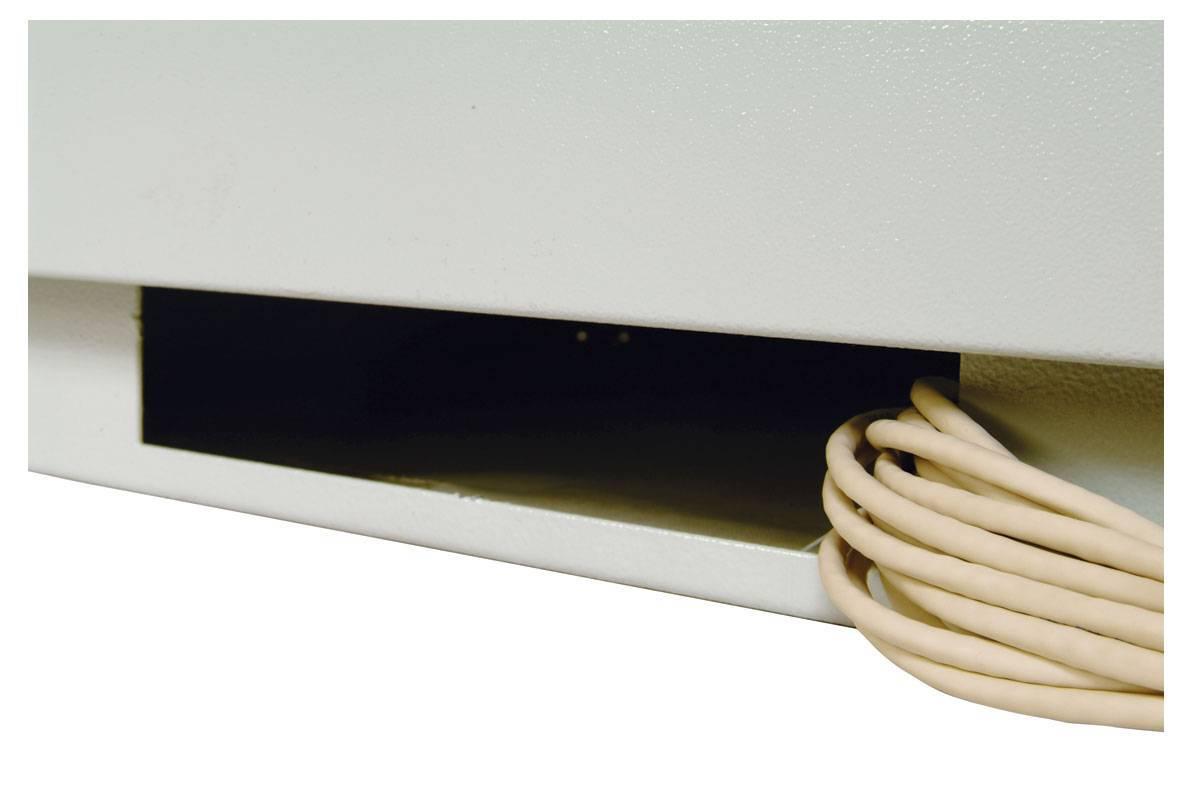 Шкаф 19 напольный серверный ЦМО ШТК-М-42.6.6-4ААА