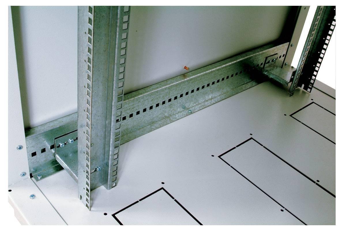Шкаф 19 напольный серверный ЦМО ШТК-М-38.8.10-44АА