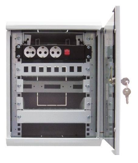 Органайзер кабельный ЦМО ГКО-1U-10