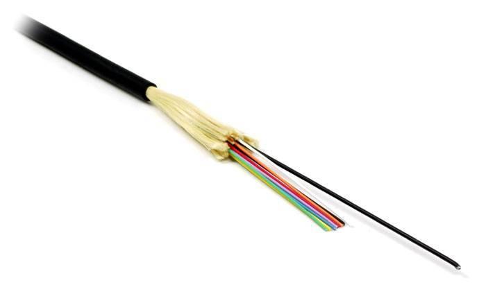 Оптические кабели 12 волокон внутренний/внешний