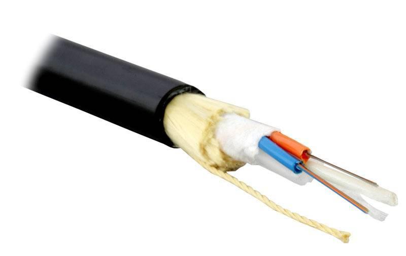 Оптические кабели 8 волокон для внешней прокладки