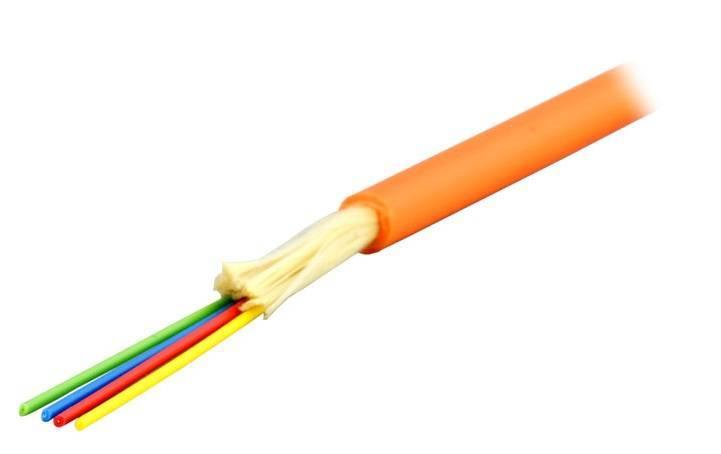 Оптические кабели 4 волокна