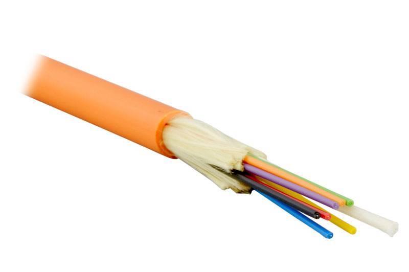Оптические кабели 8 волокон