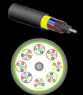 Оптические кабели 48 волокон
