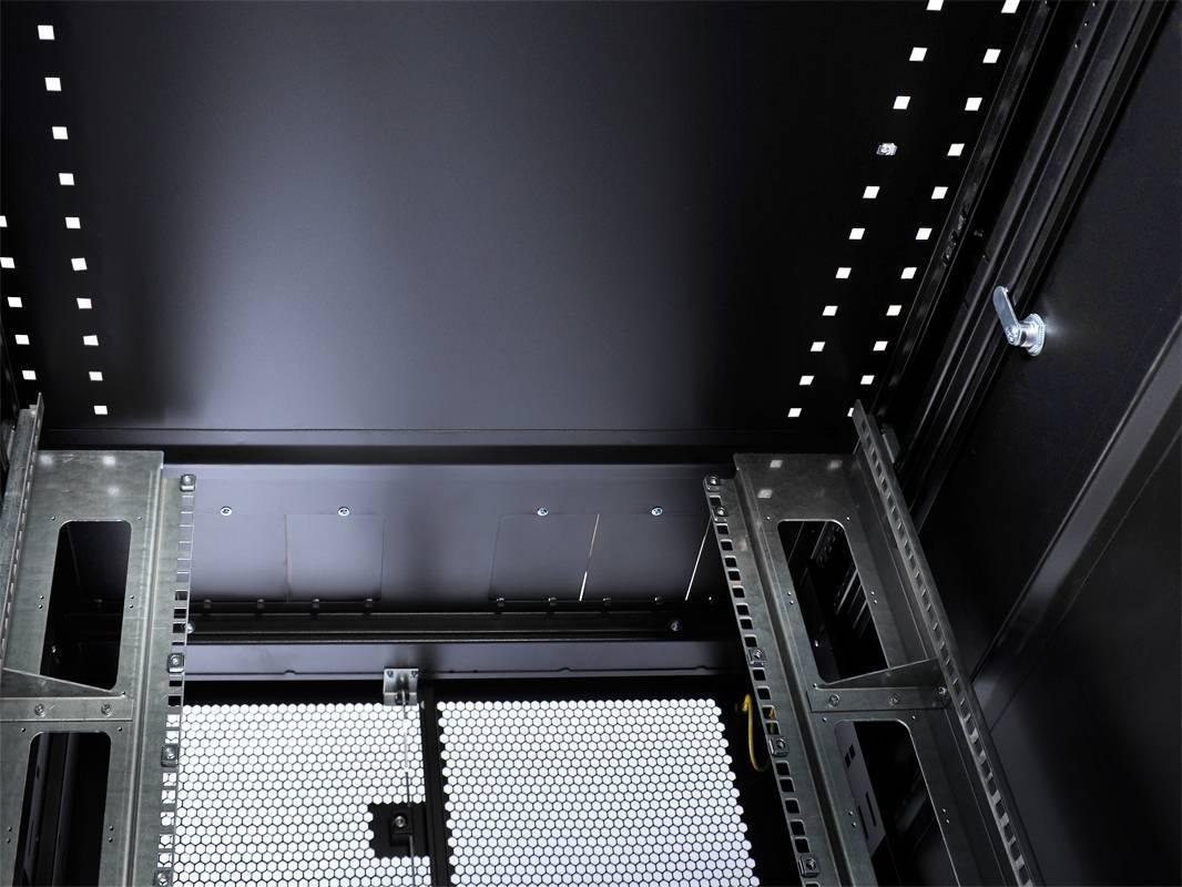 Шкаф 19 напольный серверный ЦМО ШТК-СП-42.8.10-48АА-9005