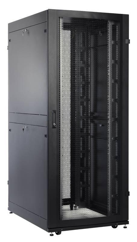Шкаф телекоммуникационный напольный 19 серверный ЦМО ШТК-СП-48.8.12-48АА-9005