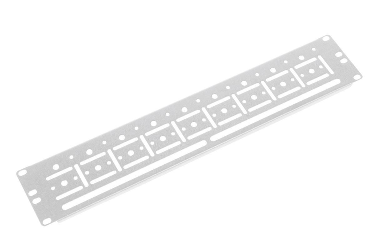 Органайзер кабельный горизонтальный ЦМО ГКО-У-2