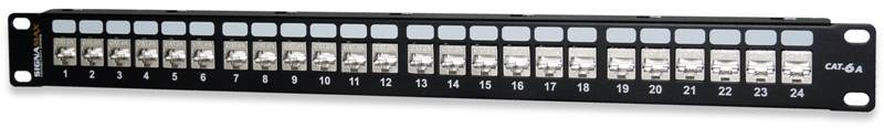 Патч-панель A.E.S.P 24458S-C6A