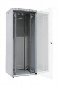 Шкаф телекоммуникационный напольный 19 серверный Zpas WZ-ECO-24U6060-IIAA-01-0000-01