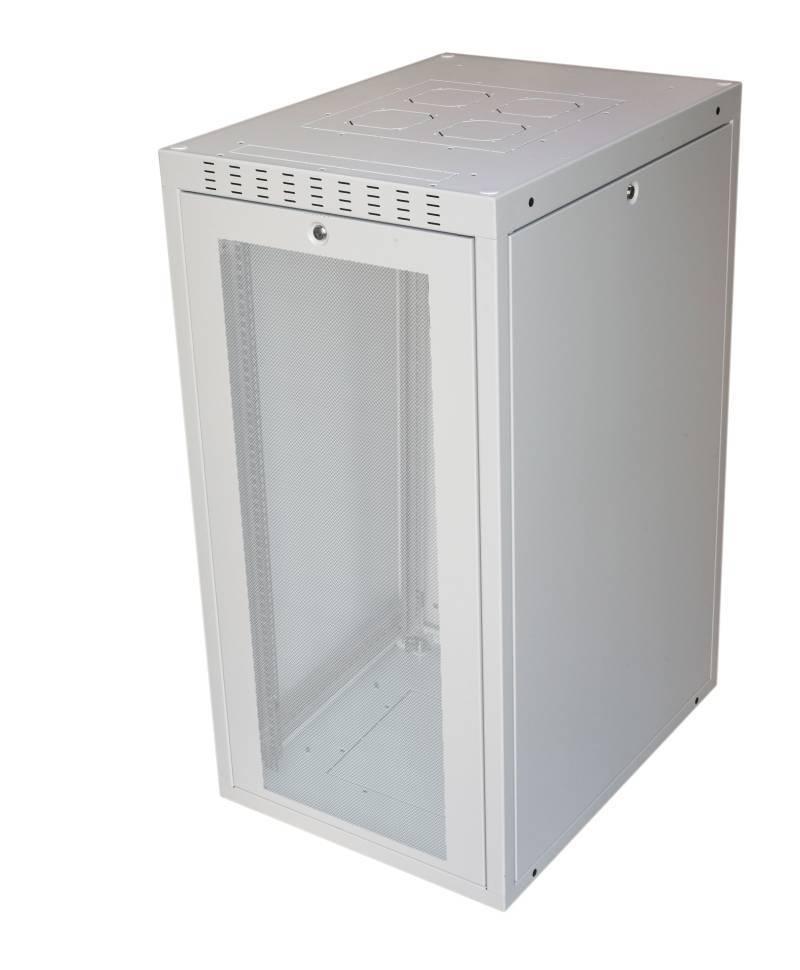 Шкаф телекоммуникационный напольный 19 серверный Zpas WZ-ECO-24U6080-IIAA-01-0000-01