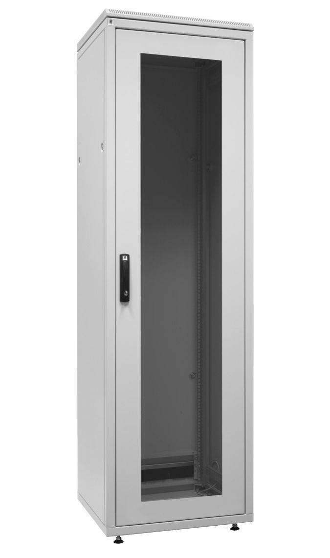 Шкаф телекоммуникационный напольный 19 серверный Zpas WZ-SZBD-070-G7AA-11-0000-011