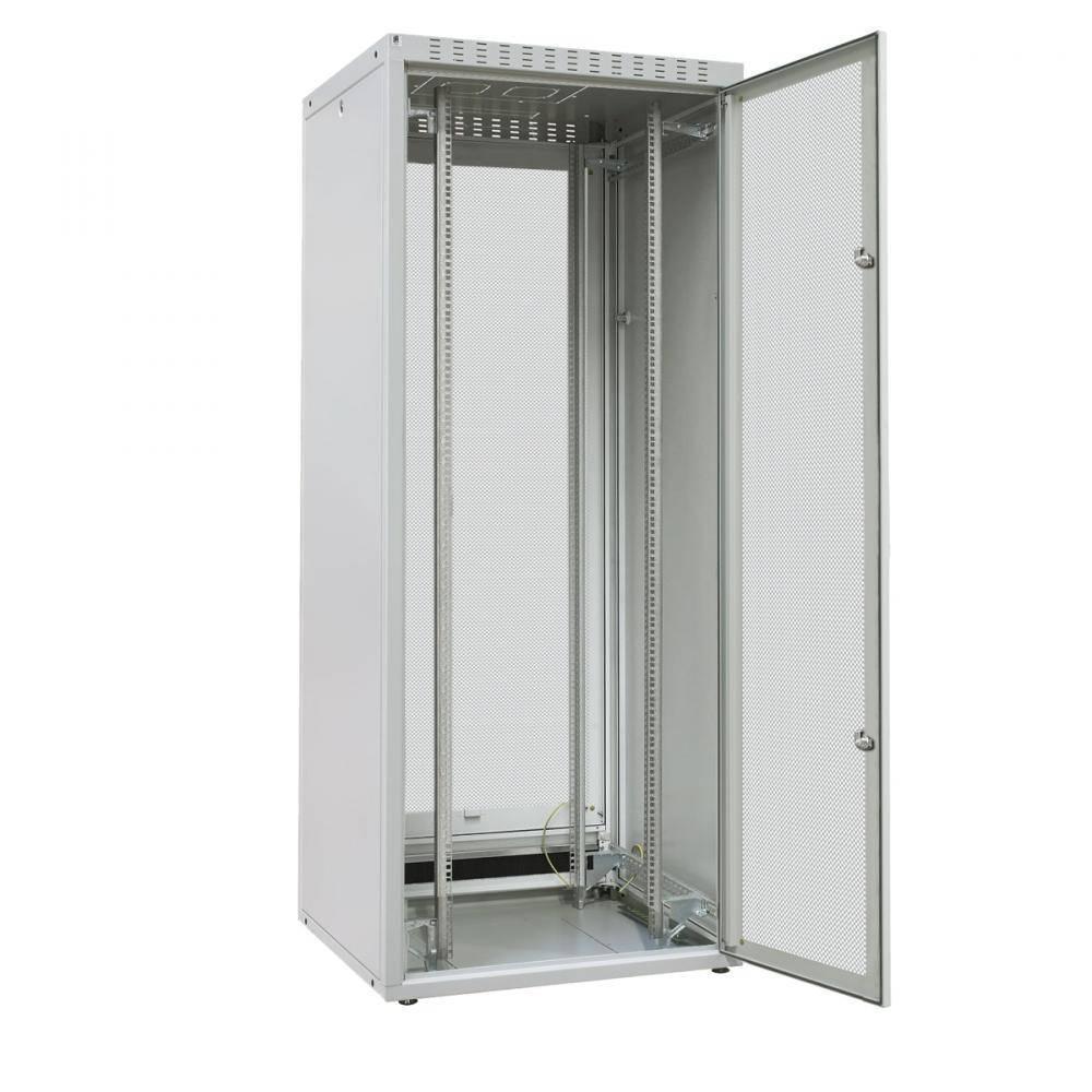 Шкаф телекоммуникационный напольный 19 серверный Zpas WZ-ECO-42U6010-IIAA-01-0000-01