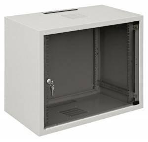 Шкафы телекоммуникационные настенные 10 дюймов ZPAS
