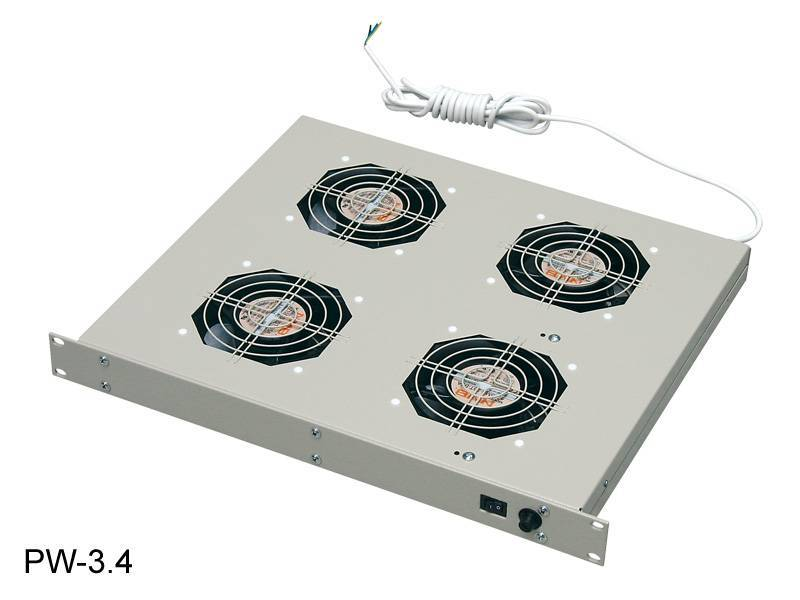 Модуль вентиляторный Zpas WZ-PW34-00-00-011