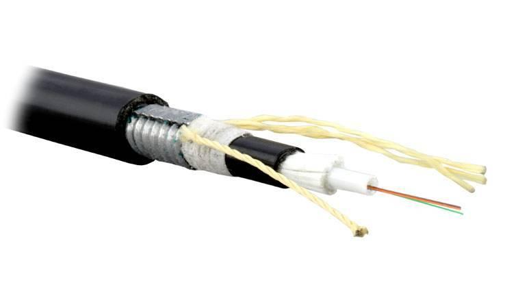 Волоконной-оптический кабель Teldor F50040124B