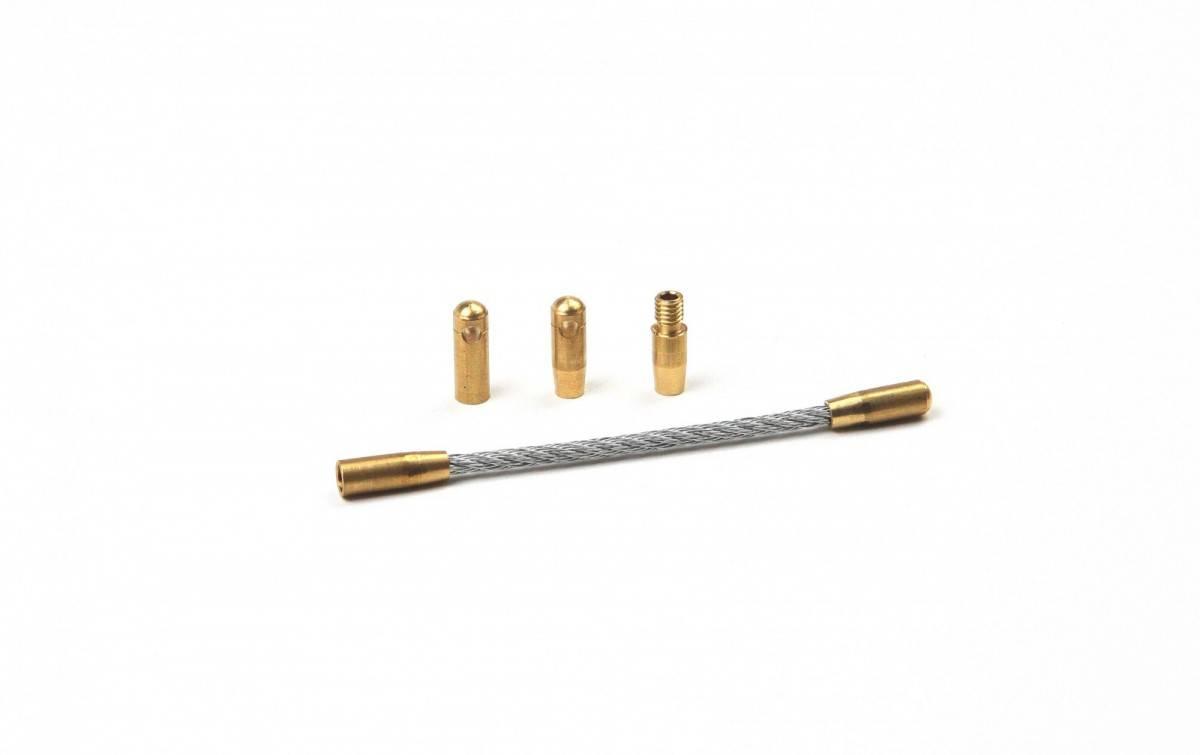 Протяжка для кабеля мини узк OlmOn СП-К-3.5/50 в металлической кассете