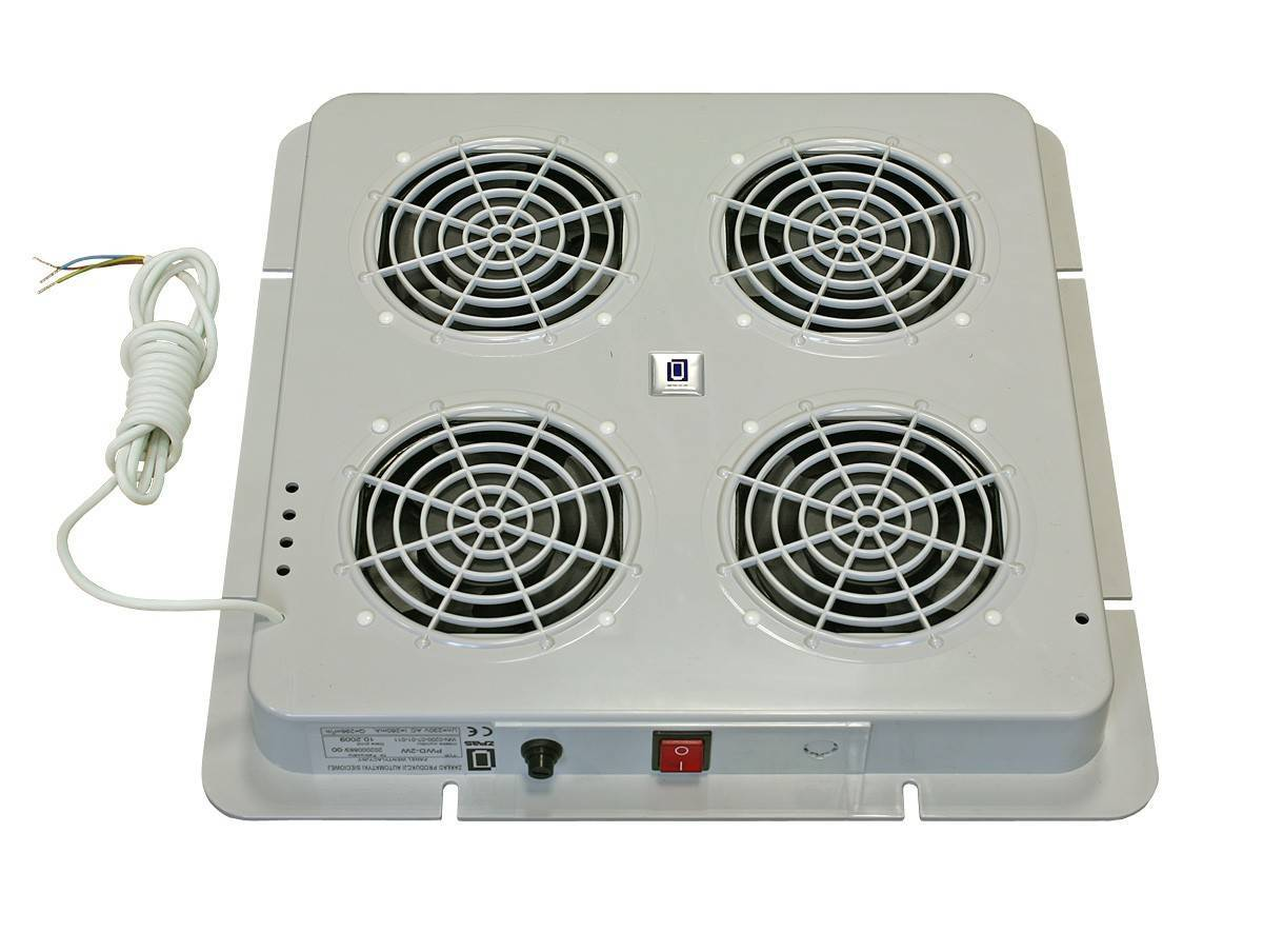 Модуль вентиляторный Zpas WN-0200-06-04-011