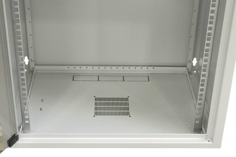 Шкаф телекоммуникационный 19 настенный Zpas WZ-3504-01-01-011