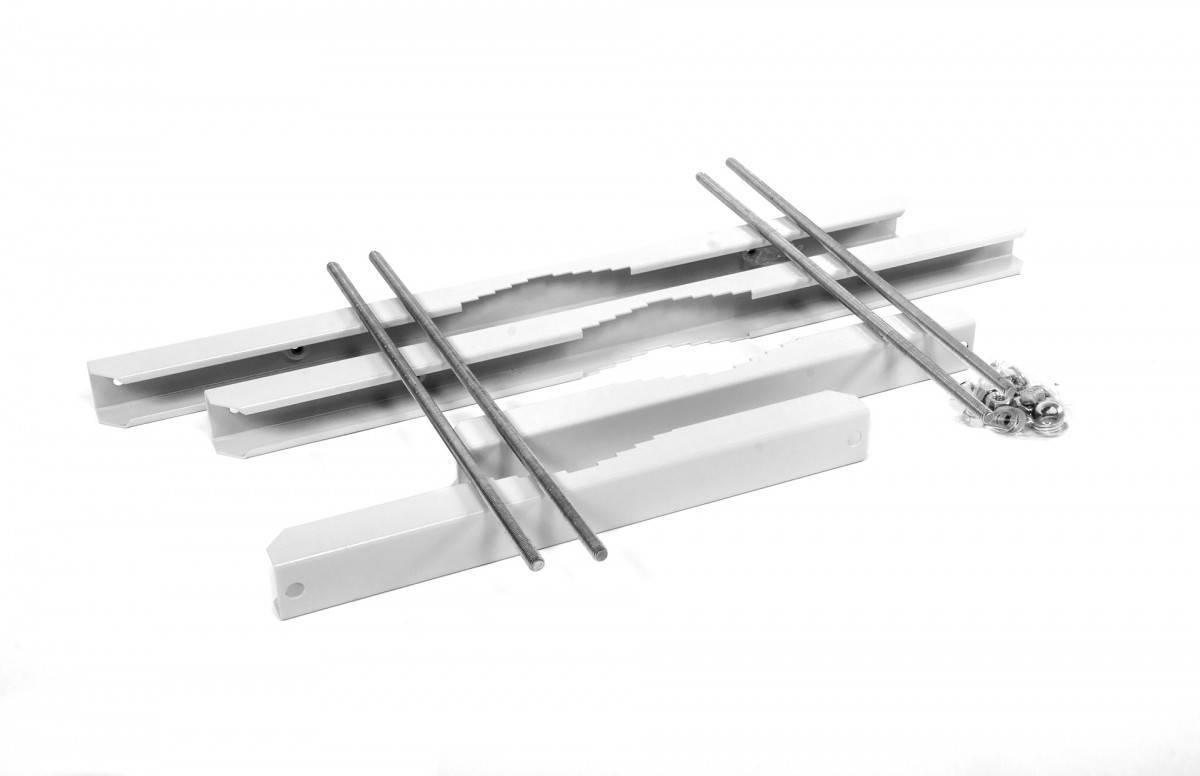 Комплект крепления на столб Elbox EMW-KKC-800