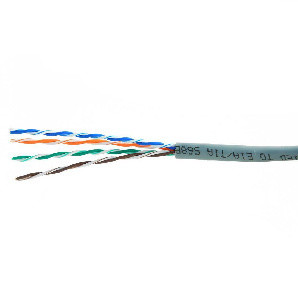 Кабель витая пара UTP Cablexpert UPC-5040E-SOL