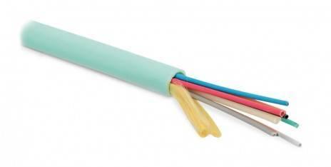 Оптический кабель Hyperline FO-MB-IN-503-16-LSZH-AQ