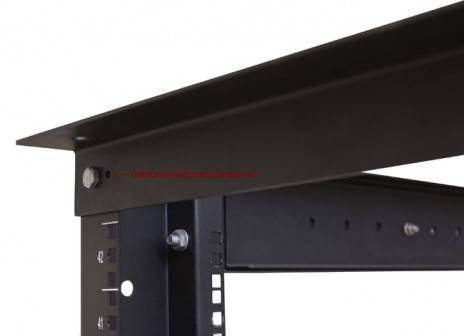 Стойка телекоммуникационная 19 серверная Hyperline ORV2A-3068-RAL9005