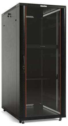 Шкаф телекоммуникационный напольный 19 серверный Hyperline TTC2-4266-AS-RAL7035