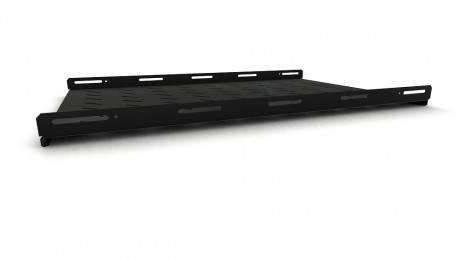 Полка перфорированная Hyperline TSH3L-850-RAL9004