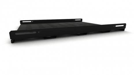 Полка перфорированная Hyperline TSH3M-650-RAL9004
