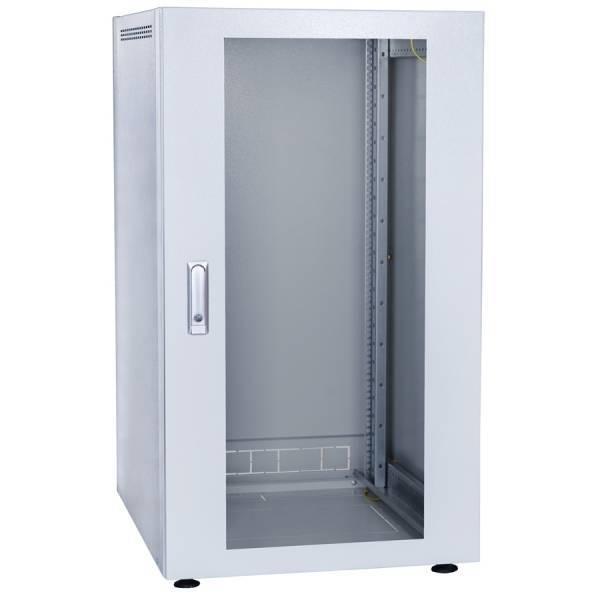 Шкафы 19 дюймовые телекоммуникационные напольные ЦМО 1200 мм
