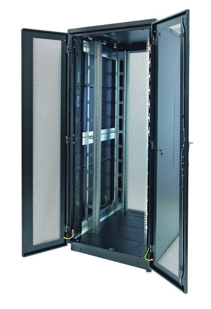 Шкафы телекоммуникационные напольные Eurolan 800 мм