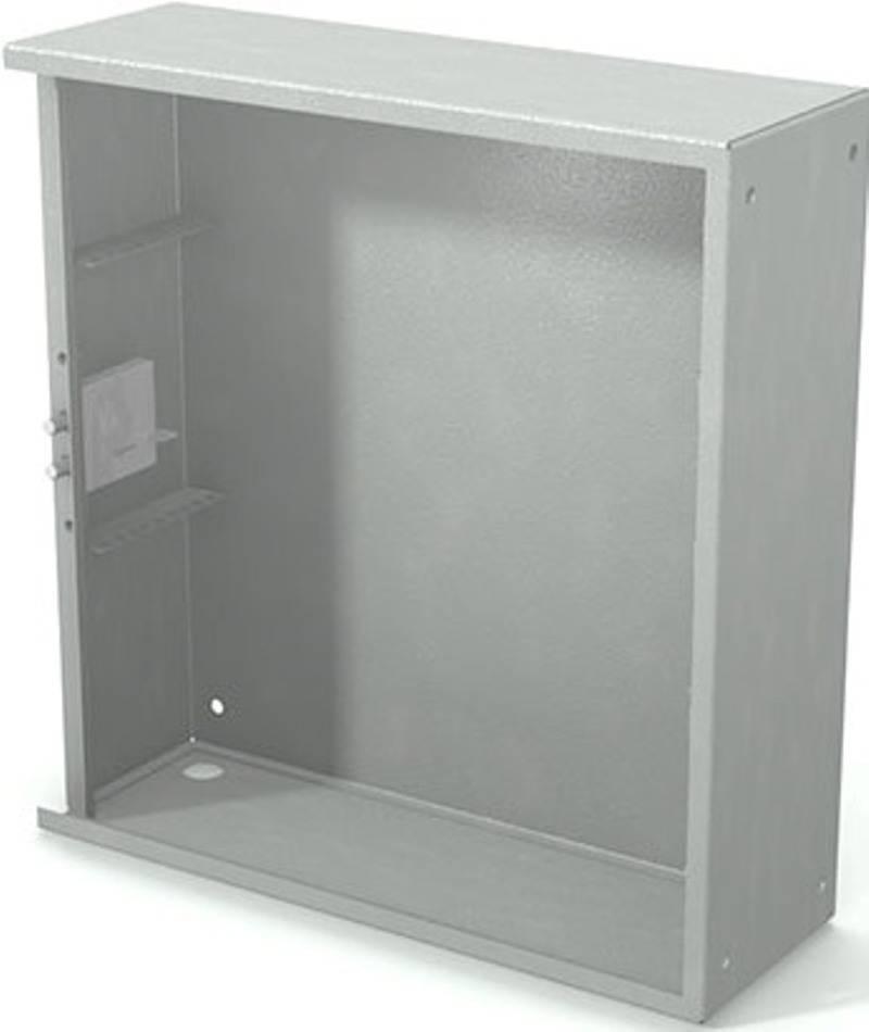 Шкаф телекоммуникационный антивандальный 19 ШТП-3.550