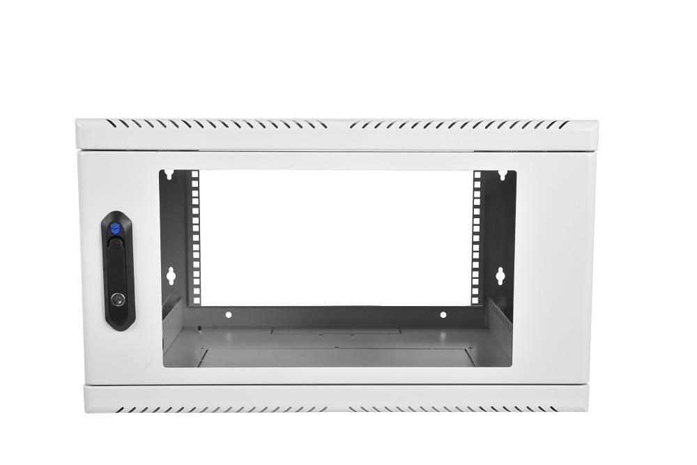 Шкаф настенный 19 дюймовый телекоммуникационный ЦМО ШРН-6.480