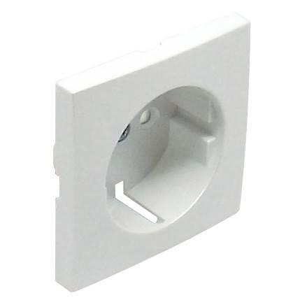 Лицевая панель для розетки Efapel (90632 TGE) лёд