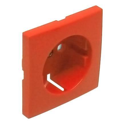 Лицевая панель для розетки Efapel (90632 TLR) оранжевый