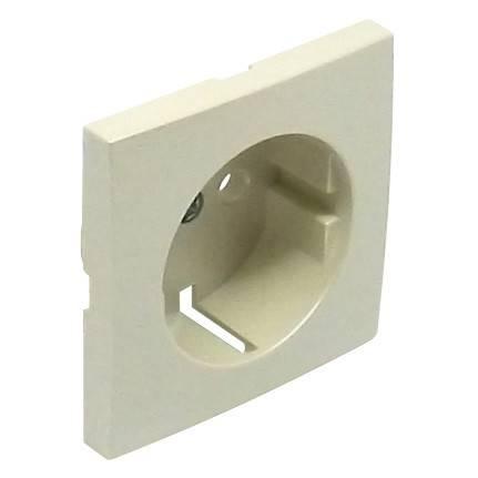 Лицевая панель для розетки Efapel (90631 TPE) жемчуг