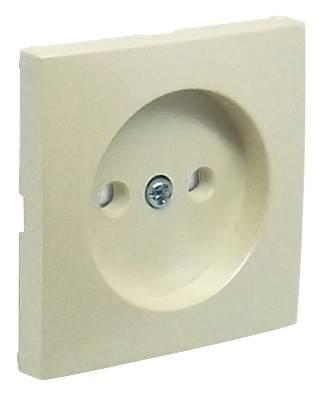 Лицевая панель для розетки Efapel (90622 TPE) жемчуг