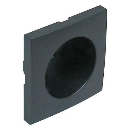 Лицевая панель для розетки Efapel (90622 TIS) серый