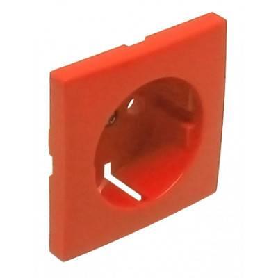 Лицевая панель для розетки Efapel (90622 TPM) оранжевый