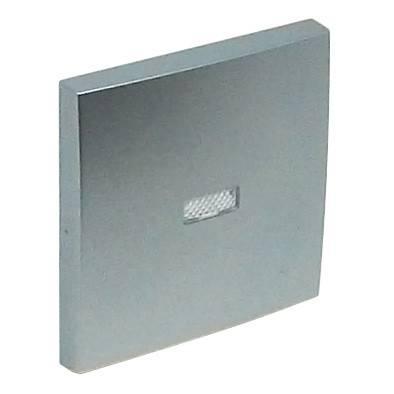 Клавиша для выключателя Efapel Logus90, алюминий, (90602 TAL)