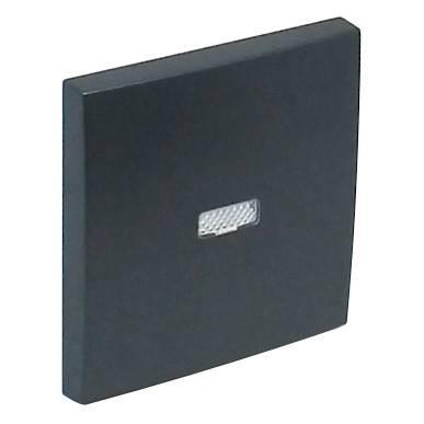 Клавиша для выключателя Efapel Logus90, тёмно-серый (90602 TIS)
