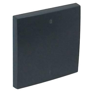 Клавиша для выключателя Efapel Logus90, тёмно-серый (90608 TIS)