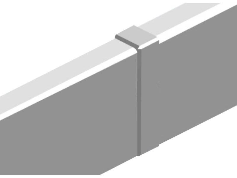 Накладка на стык Efapel 10054 ABR