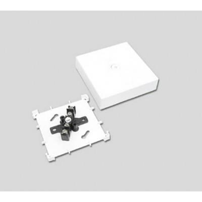 Распределительная коробка Efapel Серия 10, для мини-канала, 100х50 мм (ШхГ), 100 мм Д, цвет: белый