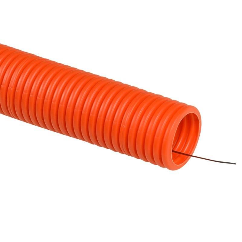 Труба гофрированная ПНД ПНДОЛ-32