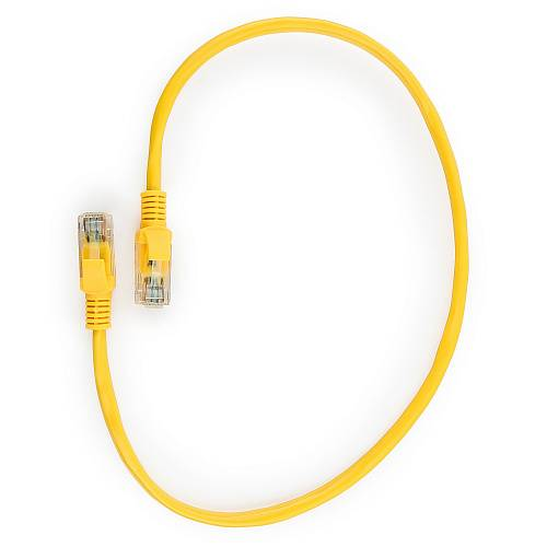 Патч-корд Cablexpert PP10-0.5M/Y